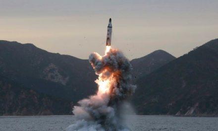 Korea Utara gagal lancar peluru berpandu