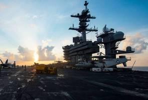 'Armada' Trump digerakkan, Korea Utara beri amaran serangan nuklear