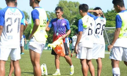Lagenda Sabah Jelius Ating ketua jurulatih baru Sabah 2017!