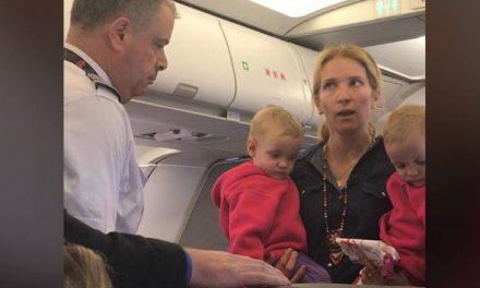 American Airlines mohon maaf atas insiden kereta sorong bayi