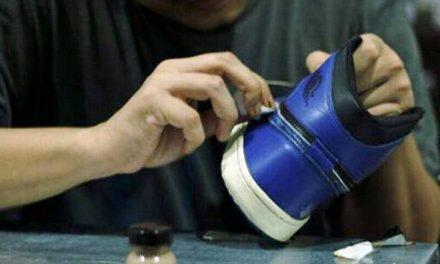 'Dr Sneaker' jadi buruan peminat kasut eksklusif