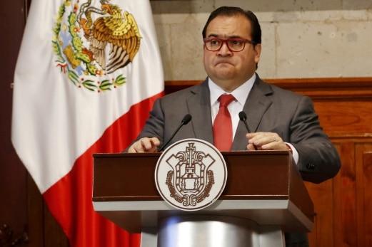 Bekas gabenor Mexico ditahan di Guatemala