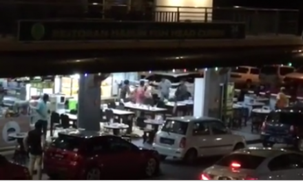 Remaja parah ditikam di Plaza 333, Kobusak Penampang