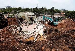 Angka kematian tragedi runtuhan sampah di Colombo meningkat