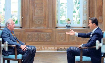 Bashar dakwa AS berbohong