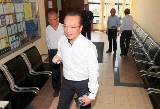 4 pengarah syarikat bebas, dilepaskan