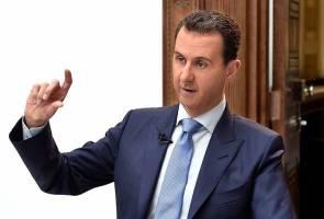 Dakwaan serangan bom kimia adalah 'rekaan semata-mata' – Bashar al-Assad