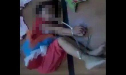 Video dera budak berlaku di Brunei?