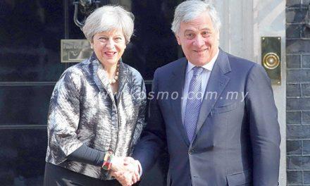 Tindakan Britain keluar EU merugikan
