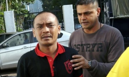 Ceroboh istana, lelaki dihukum penjara 3 bulan