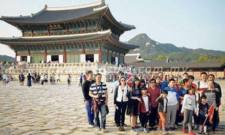 Industri pelancongan Korea Selatan merosot