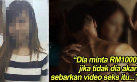 Lepas Lakukan 'Aksi Kunyit' Atas Katil, Pondan Ugut Teman Lelaki Sebar Video Lucah