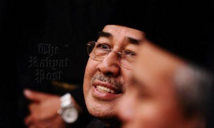Anak Ahmad Bashah bidas pengkritik `abah'