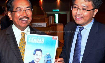 Sabah cadang bawa masuk produk PKS ke 50 kedai