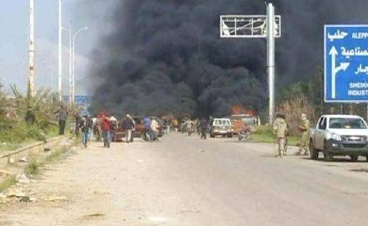 43 mati, pengebom nekad serang bas di Syria