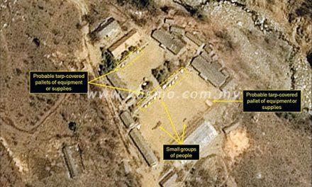 Korea Utara bersiap sedia lancar lagi ujian peluru berpandu nuklear