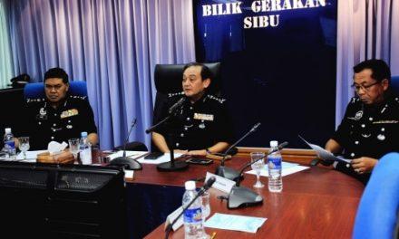 Kes bunuh di Sibu: Polis buru 14 suspek