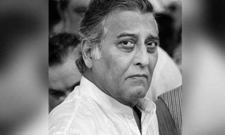 Pelakon veteran Bollywood Vinod Khanna meninggal dunia