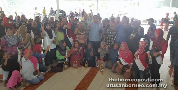 Beri sokongan penuh kepada kerajaan BN untuk kesejahteraan