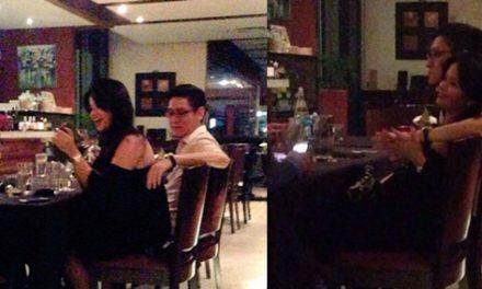 Gambar Pemimpin Muda DAP Ini Berciuman Jadi Tular