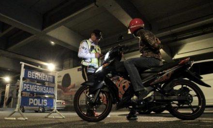 230 saman dalam Ops Samseng Jalanan