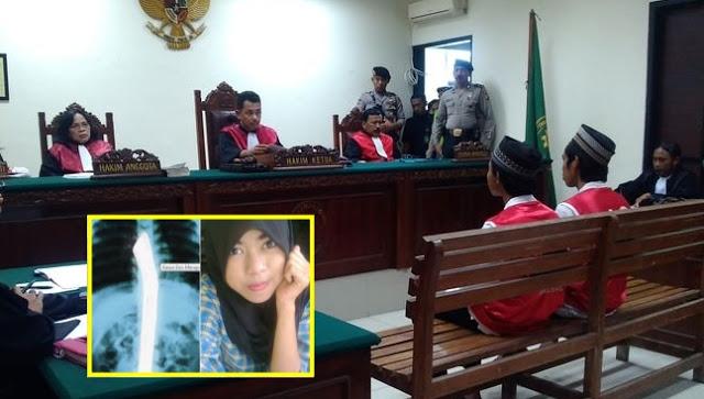Rogol & Bunuh Eno Farihah, 2 Lelaki Dijatuhkan Hukuman Mati