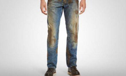 Nordstrom lancar celana dengan salutan 'lumpur', harga hampir RM2,000