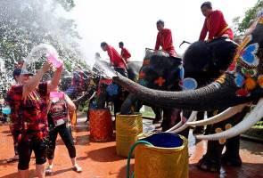 Festival Songkran tumpu amalan tradisi, hormati tempoh berkabung rakyat Thailand