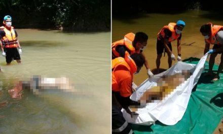 Lelaki jatuh sungai ditemui lemas