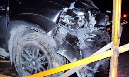 Pemandu 4WD maut, adik dan sepupu cedera