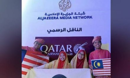 Pembahas USIM muncul naib juara bahas bahasa Arab antarabangsa