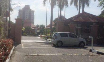 Pejabat MB Kelantan dipecah masuk