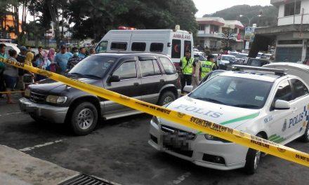 Lelaki Tak Benyawa Ditemukan di pekan Ranau
