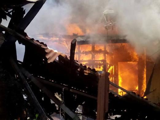 10 pondok tahfiz musnah di Pasir Puteh