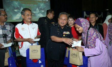 Polis Melaka tubuh skuad rondaan berbasikal