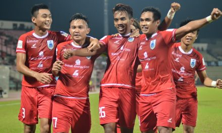 Sabah tumpaskan Kuantan FA 2-1 Liga Perdana 2017!