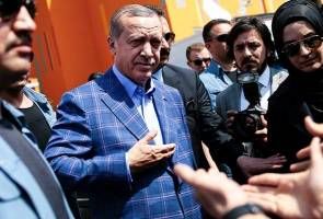 Pungutan suara Turki berpihak kepada 'setuju'