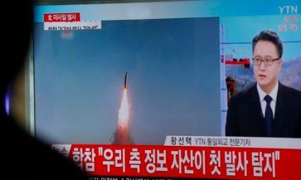 Pentagon sah Pyongyang gagal lancar peluru berpandu