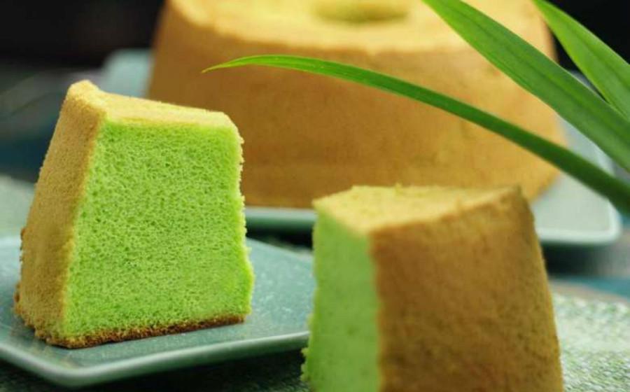Kek Pandan diiktiraf kek kebangsaan Singapura, netizen tidak puas hati