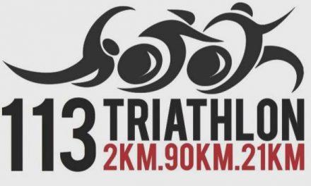 600 atlet bakal sertai 113 Triathlon Malaysia 2017 Mei ini