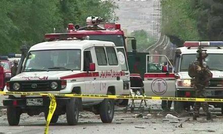 Serangan bom bunuh diri di Kabul, lapan maut