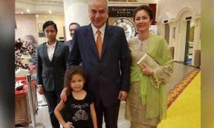 Kenangan manis peminat cilik bertemu Sultan Nazrin
