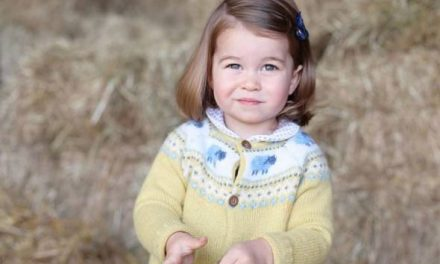 Keluarga diraja Britain kongsi gambar terbaharu Puteri Charlotte