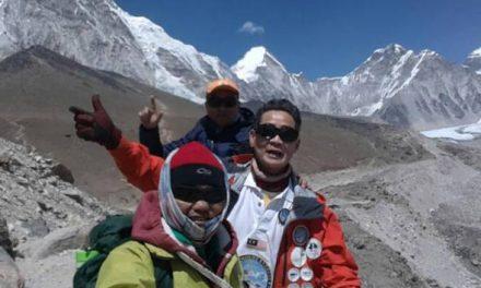 Pendaki negara berdepan cabaran, laluan sukar untuk sampai ke puncak Everest
