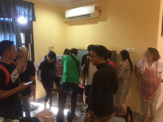 25 ahli sindiket 'Macau Scam' ditahan di Shah Alam
