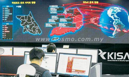Virus WannaCry dikaitkan dengan Korea Utara