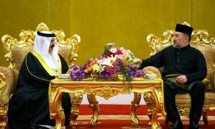 Malaysia – Bahrain perlu intai peluang tingkatkan perdagangan dua hala – Titah Agong