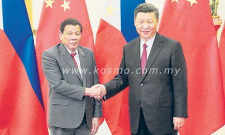 Duterte setuju Turki, Mongolia sertai ASEAN