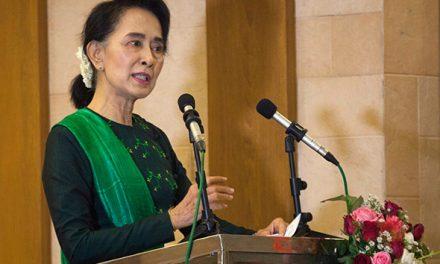 Aung San Suu Kyi tolak misi penyiasat PBB isu Rakhine