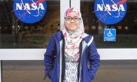 Saintis muda Nur Adlyka ingin jadi pensyarah astronomi di Malaysia